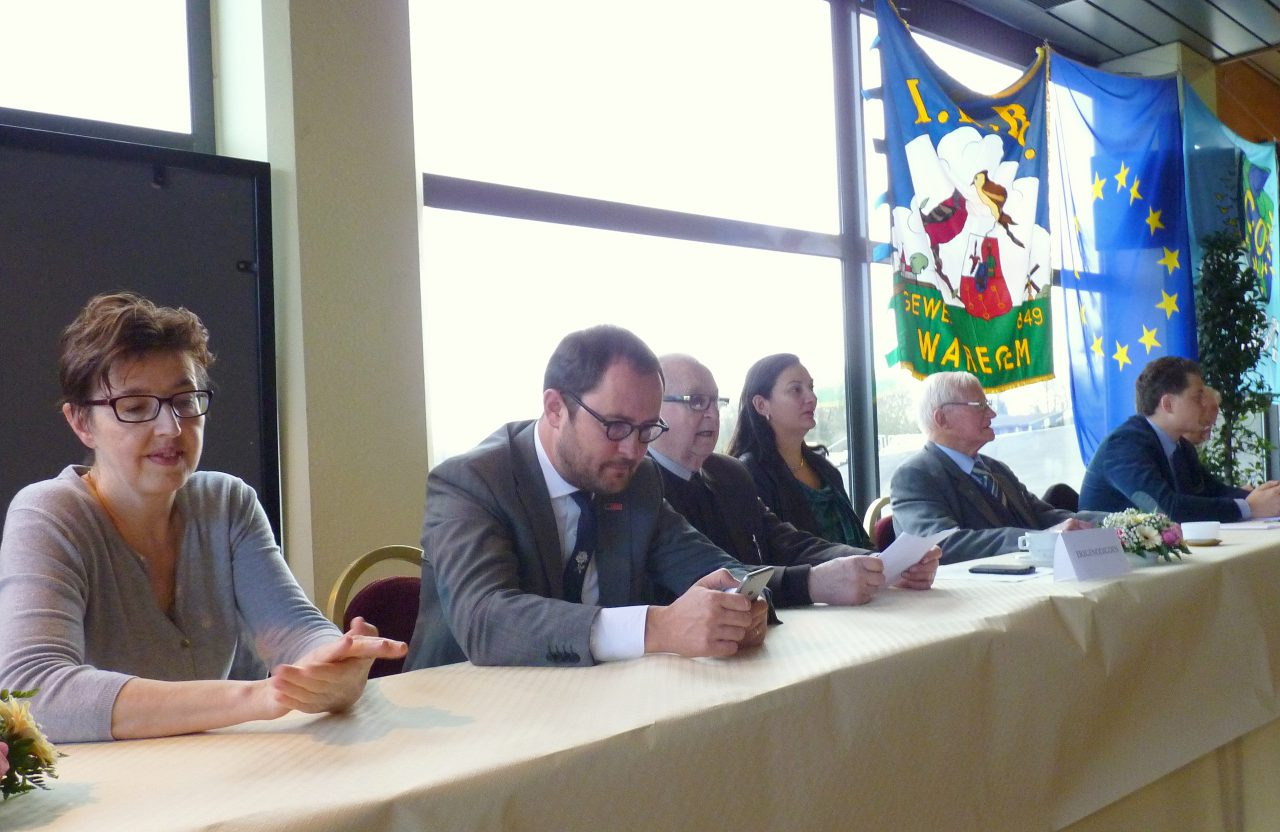 Algemene vergadering 2015